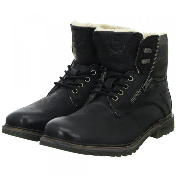 Boots VITTORE Schwarz - Bild 1