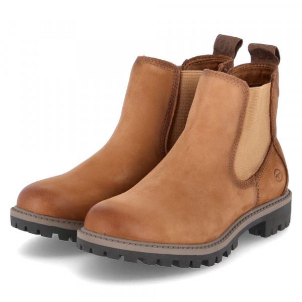 Chelsea Boots Beige - Bild 1