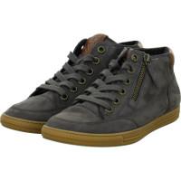 Sneaker High Grau