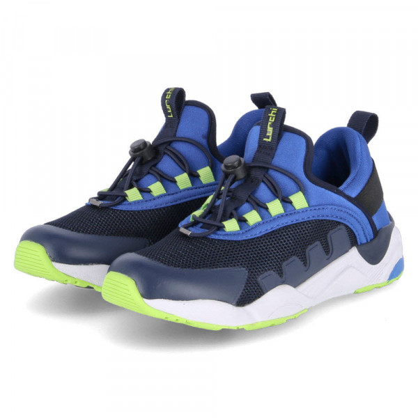 Sneaker Low LINDI Blau - Bild 1