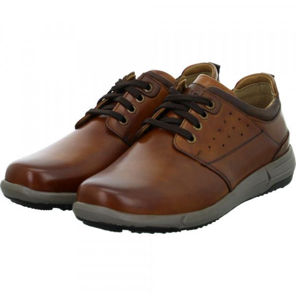 Sneaker Low ENRICO 13 Braun - Bild 1