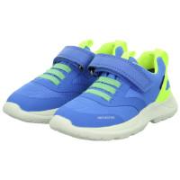 Sneaker Low RUSH Blau