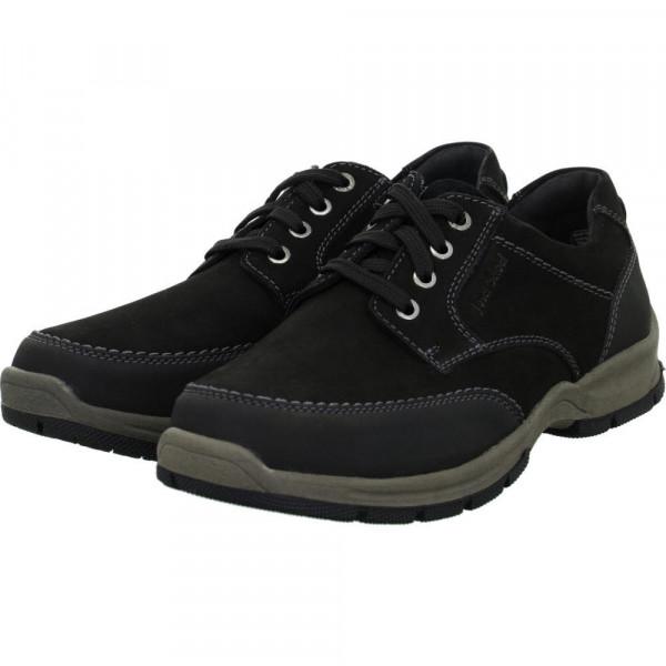 Sneaker Low LENNY 02 Schwarz - Bild 1