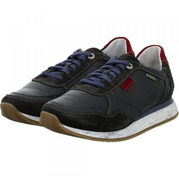 Sneaker Low ANTON Schwarz - Bild 1